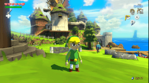 Wind Waker's HD remake looks pretty nice, but like many I'm more interested in what the next Zelda installment will be like.