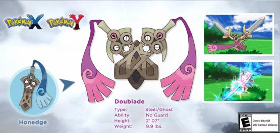 pokemonxydoublade