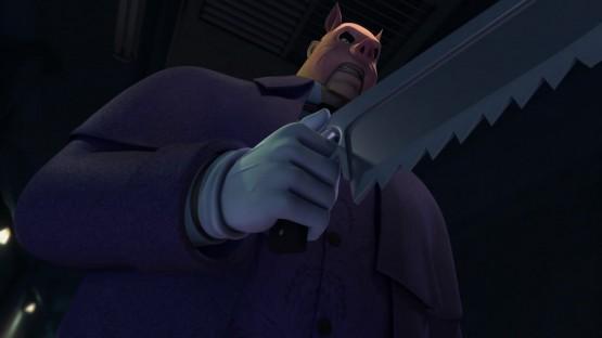 beware the batman - prof. pyg
