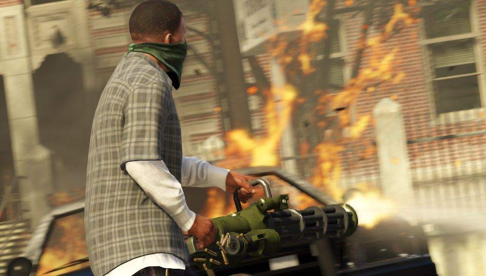 Grand Theft Auto V Review Swan Song
