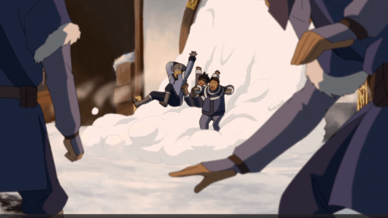 legend of korra jerk soldiers