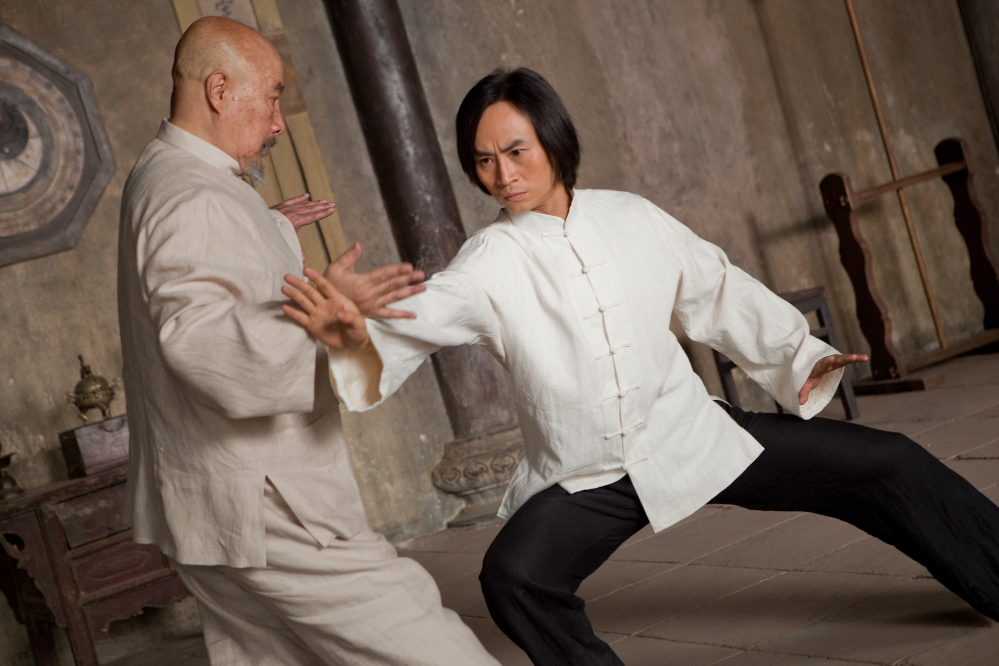 Men Of Tai Chi
