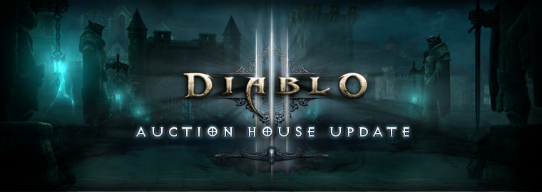 Diablo III's Auction House to Be Cut Next March