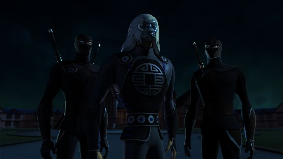 beware the batman - league of assassins