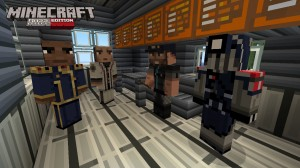 Minecraft Mass Effect version: 6