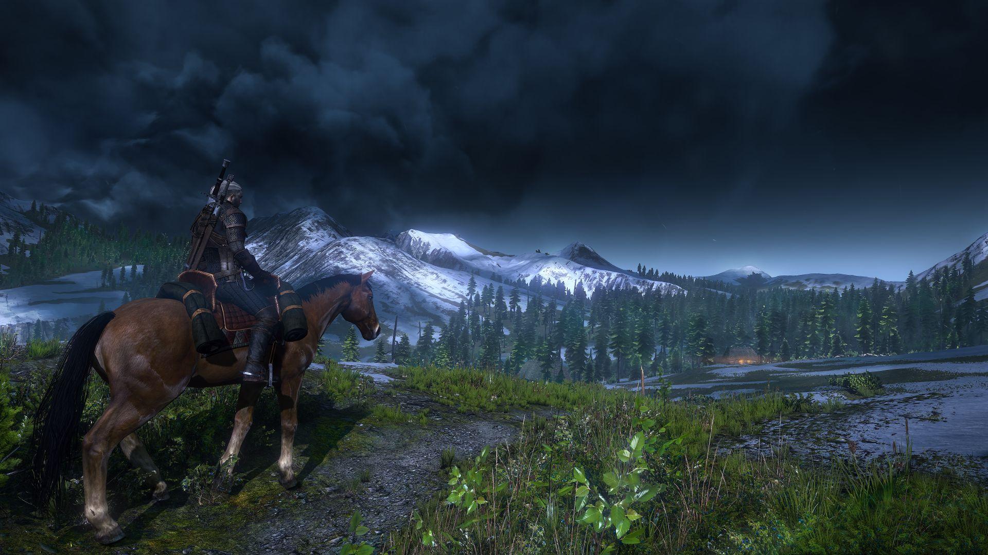 Witcher 3 Wild Hunt Interview: Charles Dance, Next Gen and Canon