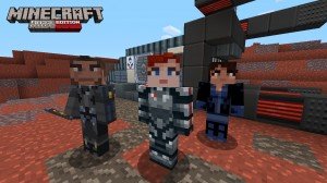 Minecraft Mass Effect version: 4