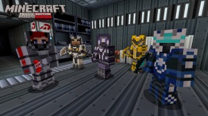 Minecraft Mass Effect version: 3