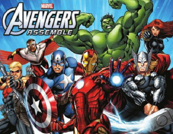 Marvels Avengers Assemble