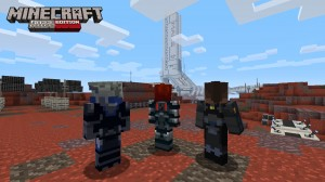 Minecraft Mass Effect version: 2