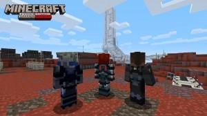 Minecraft Mass Effect version: 2