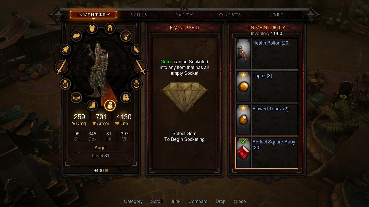Diablo3inventory