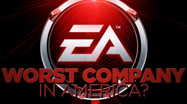 EA Worst Company