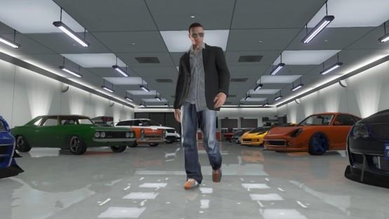 GTA Online garage