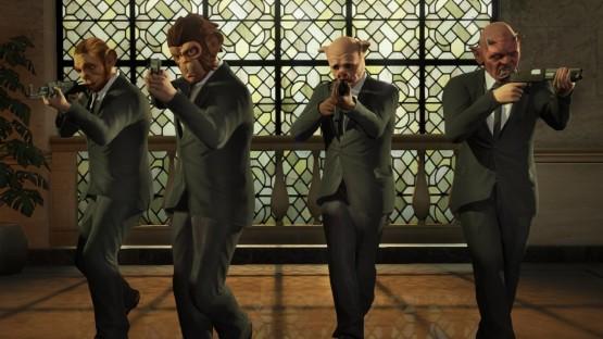 GTA Online mask heist