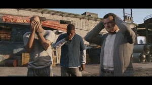 GTAV Three Monkeys