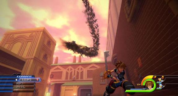 Kingdom Hearts III Heartless