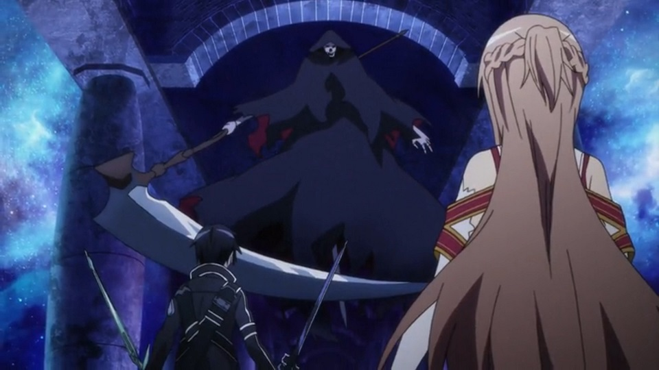 Sword Art Online Episode 12 Review Dungeons Amp Digital
