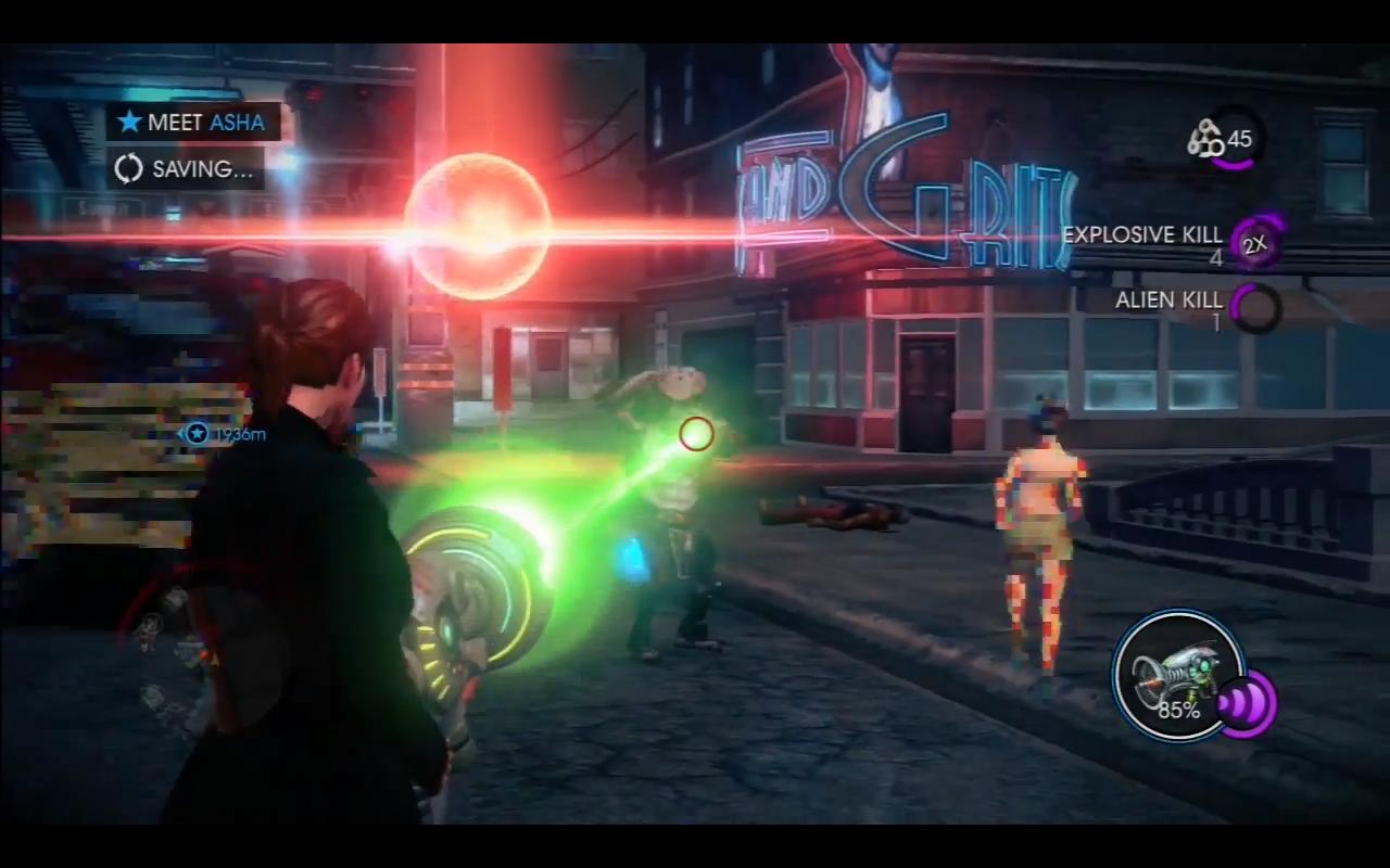 Gaming Without Pants – Saints Row IV