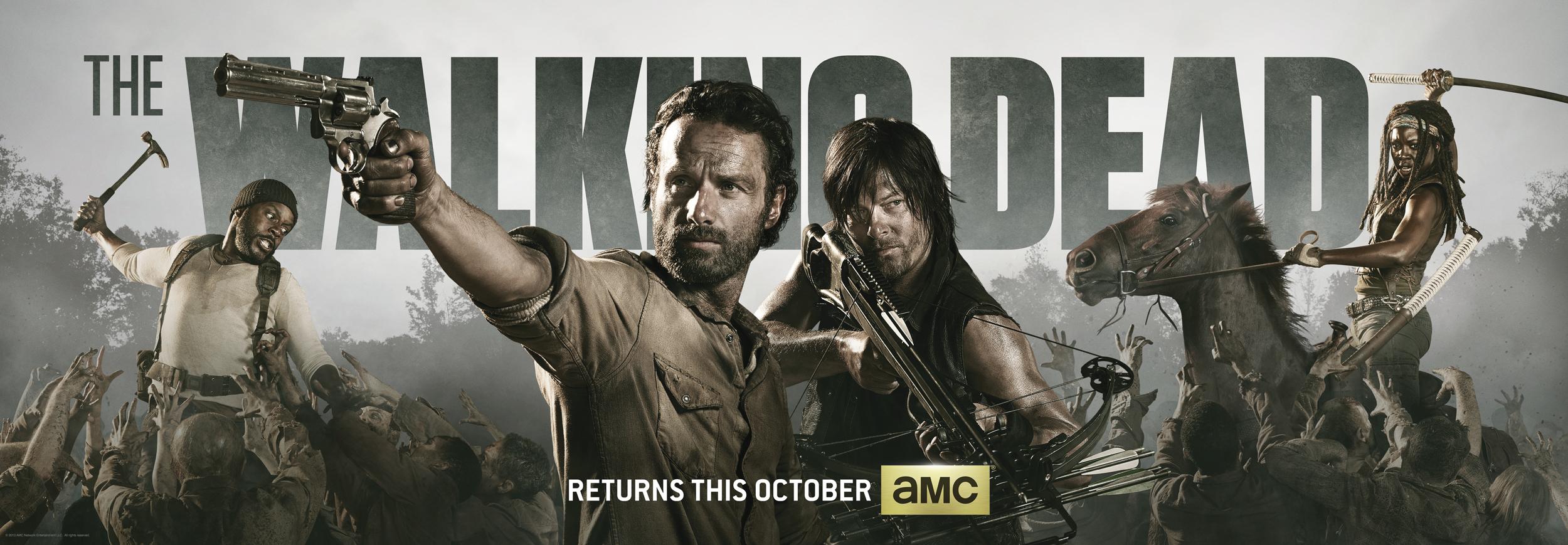 Walking Dead: Pre-Season Refresher
