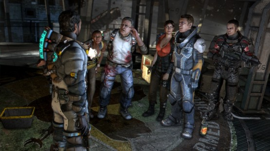 Dead Space 3-4