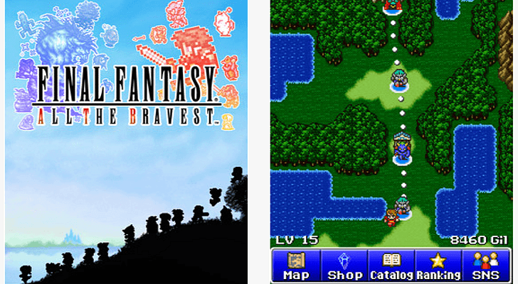 I don't think the industry can endure another Final Fantasy like this