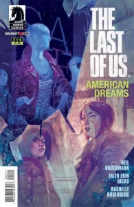 Folks who've read The Last of Us comic will already be familiar with Riley.