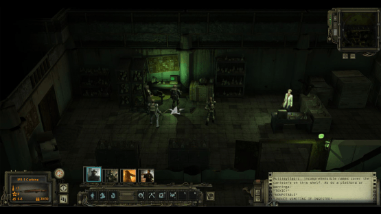 Wasteland 2 Indoor