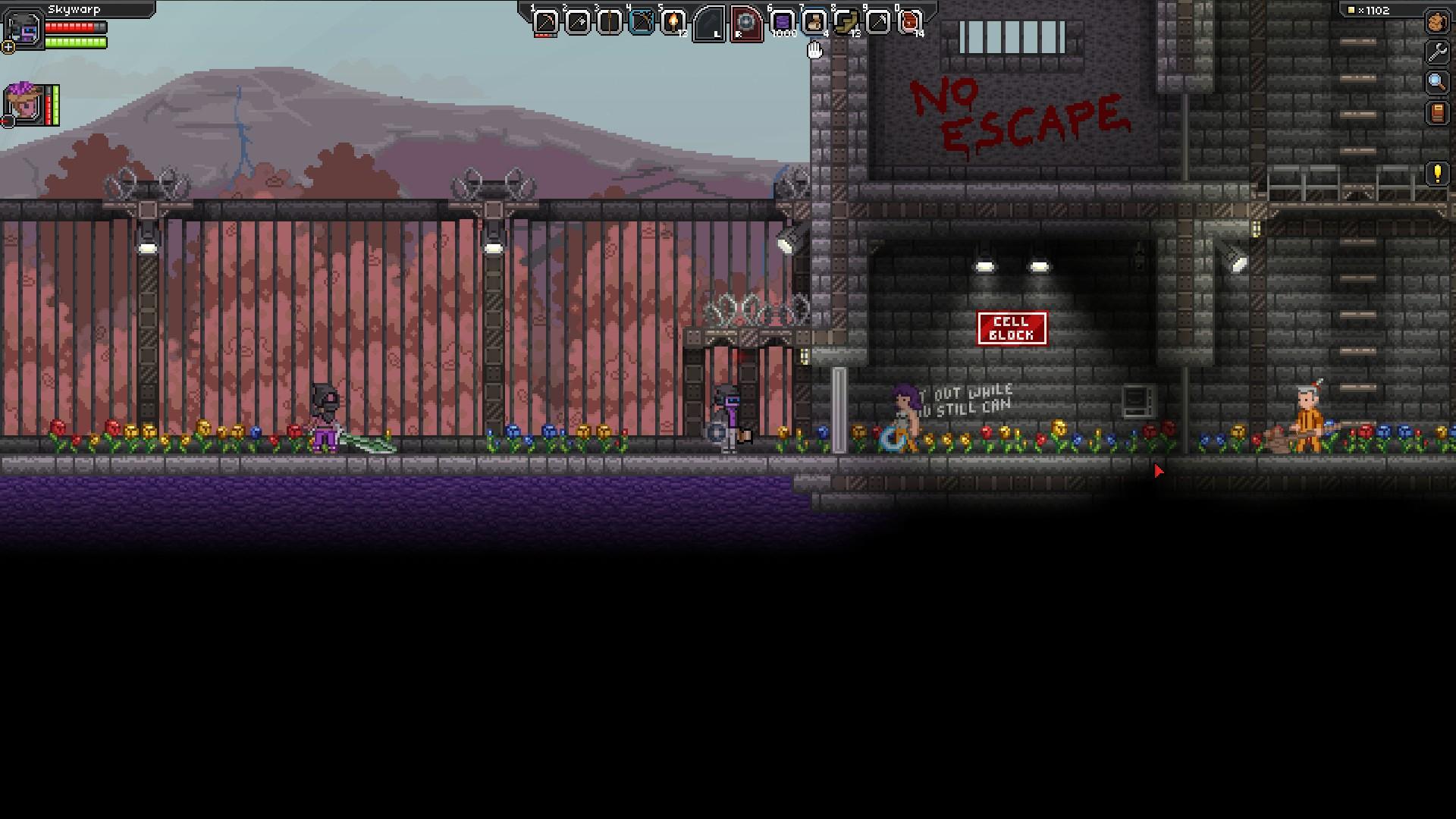Starbound screenshot