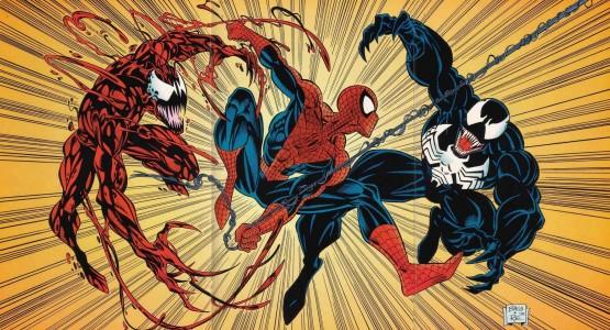 Spider-Man Carnage Venom