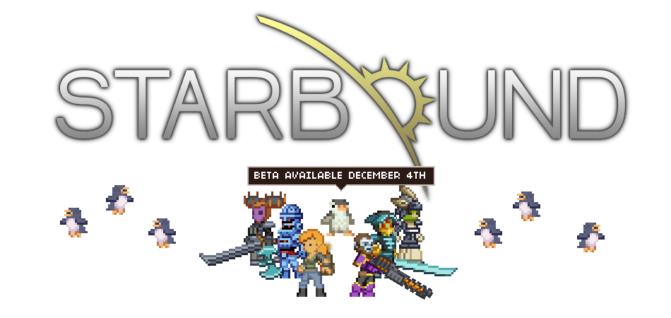 starbound logo beta