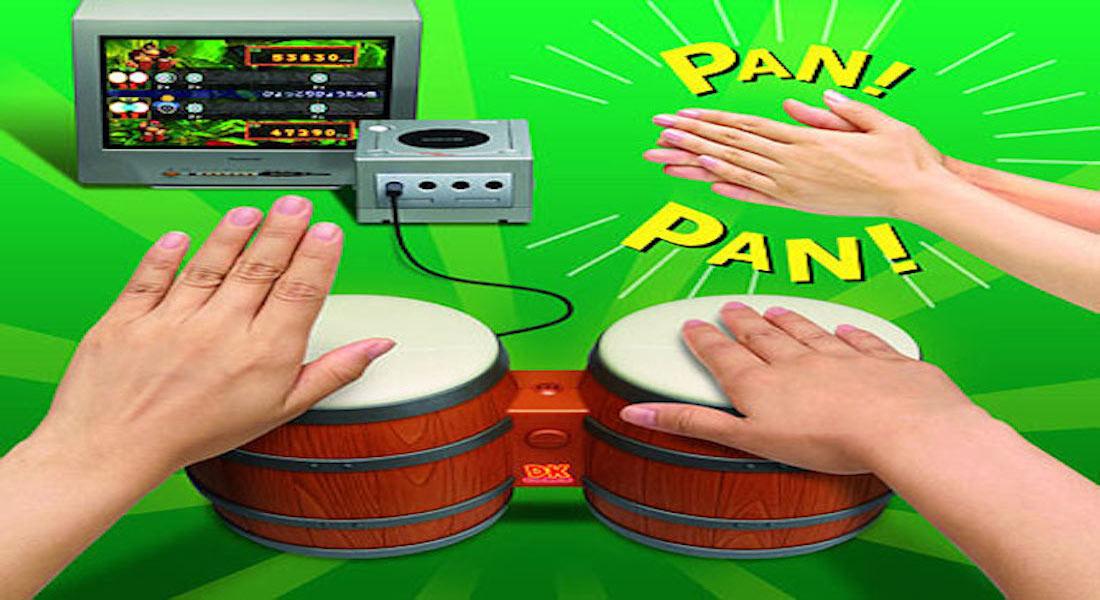 DK Bongo Drums Gamecube