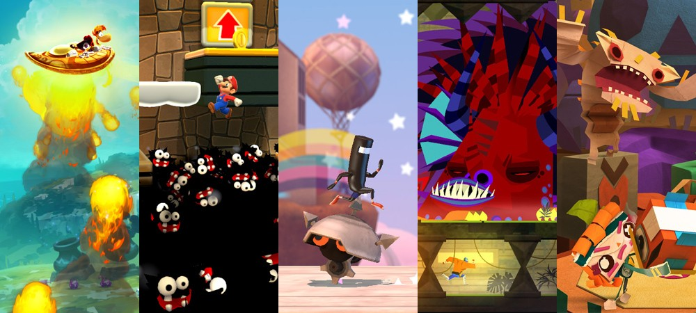 Platforming madness was at least one thing you could say about 2013.