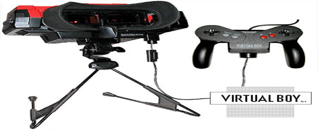 Virtual Boy Nintendo