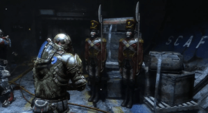 Dead Space 3 - Nutcrackers