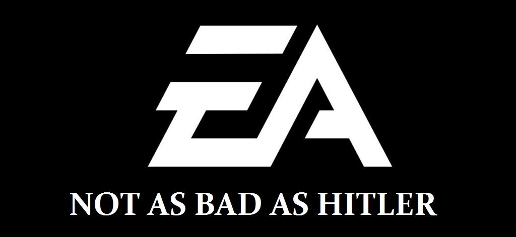 EA Not Hitler