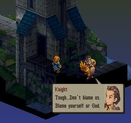 Final Fantasy Tactics yourself or God