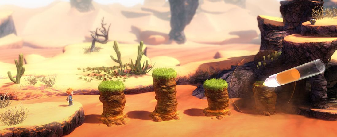 Max: The Curse Of Brotherhood Review: Drawing Creative New Lines In The Platforming Genre