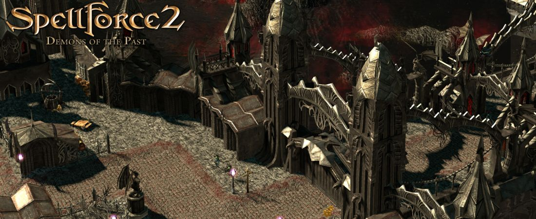 SpellForce 2 City Feature
