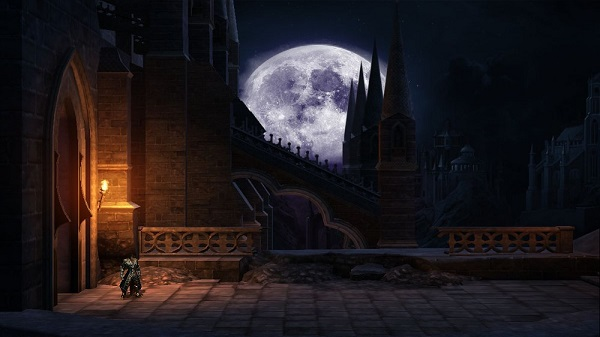 castlevania mirror of fate 4