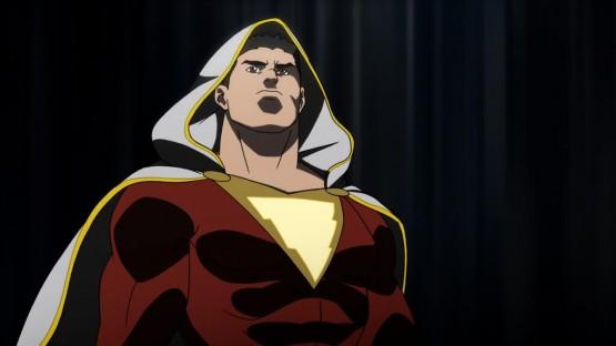 Shazam replaces Aquaman in JL:War