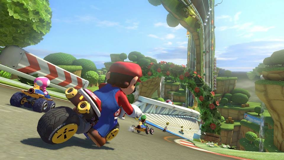 Mario Kart 8's upcoming release undoubtedly builds itself around the profitability of online multiplayer.