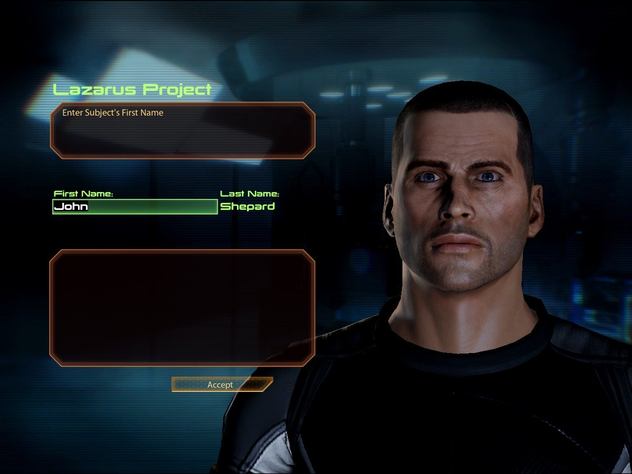 Suggestions for microsofts kinect mass effect 2 male shepard lazarus project character voltagebd Image collections
