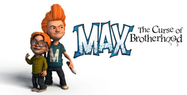 Max The Curse of Brotherhood Image