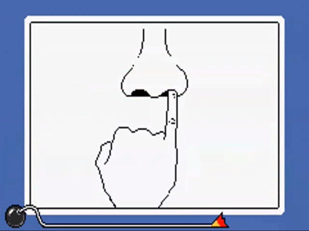 nose-pick