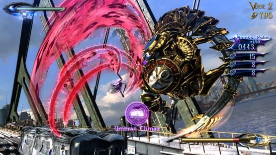 Bayonetta gameplay 2