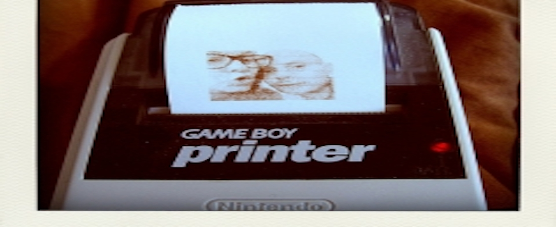 Gameboy Printer