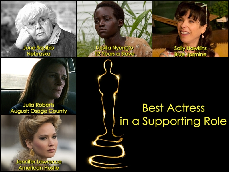 BEST SUPPORTING ACTress final