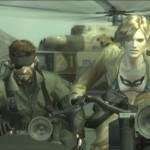 Big Boss and EVA Metal Gear Solid 3