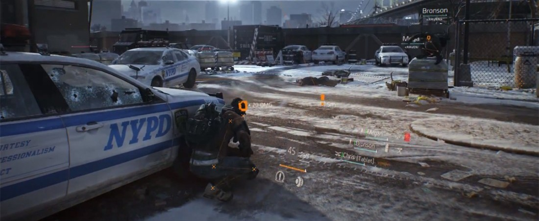 Tom Clancy's The Division Cinematic Trailer Revealed In Ubisoft Conference